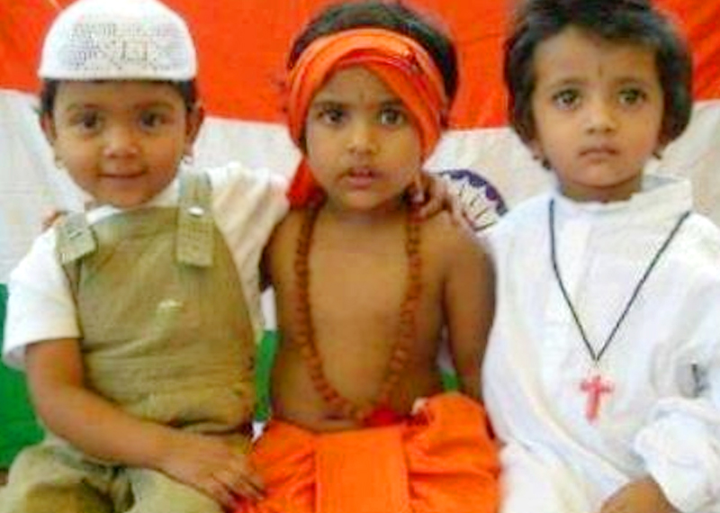 """Article on """"Unity in Diversity"""" in India"""